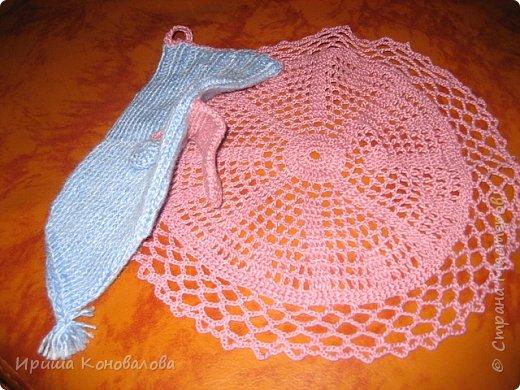 Решила показать кое-что из моего вязания. Много фото. фото 5