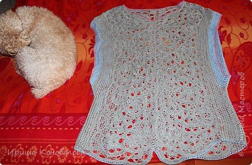Решила показать кое-что из моего вязания. Много фото. фото 12