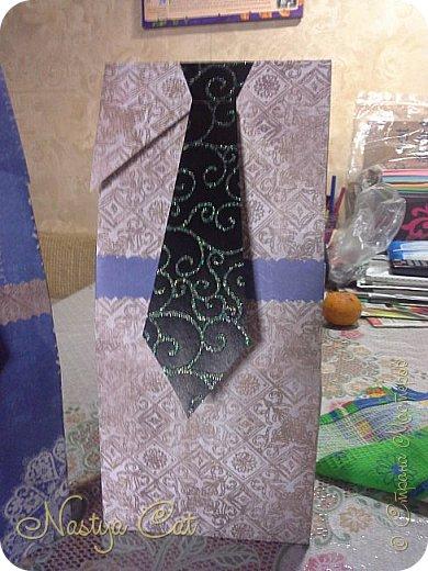 Делали с мамой подарки на 23 февраля. фото 2