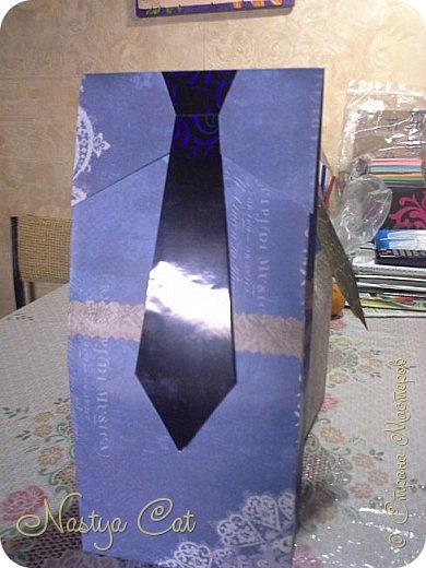 Делали с мамой подарки на 23 февраля. фото 3