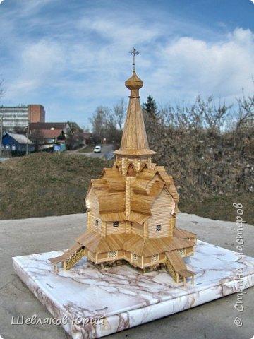 Воскресенский собор 1681 г. г. Кола. Мурманская обл. Не сохранилась фото 3
