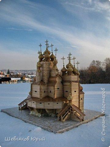 Воскресенский собор 1681 г. г. Кола. Мурманская обл. Не сохранилась фото 2