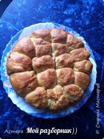 Итальянский хлеб))) фото 2