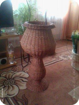 Напольная ваза фото 1