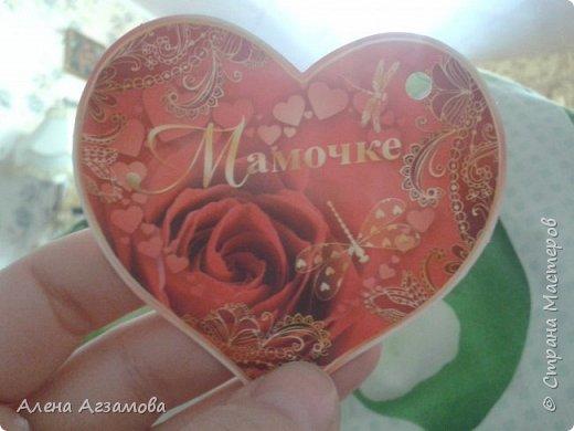 Сердечко с мишкой...конфетами рафаэлло и птичье молоко в обвертке love is фото 10