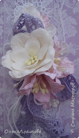 """Здравствуй страна!Продолжаем подготовку к 8 Марта!Открытки с балеринами:основа текстурированный кардсток,бумага для скрапбукинга Scrapberry's коллекция """"Ромео и Джульетта"""",цветы-лилии и магнолии,розы,кружево х/б двух видов,шитье,пуговички,х/б нить,полубусины.  фото 8"""