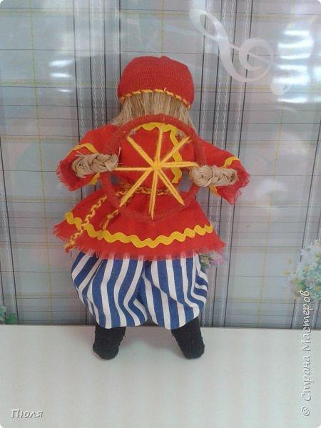 Здравствуйте, уважаемые жители Страны мастеров! Сегодня  я с куклами - оберегами, сшились тут у меня они на днях и уже подарены. фото 2