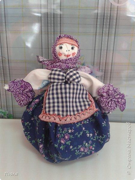 Здравствуйте, уважаемые жители Страны мастеров! Сегодня  я с куклами - оберегами, сшились тут у меня они на днях и уже подарены. фото 3