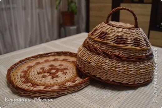 Хлебница, первый опыт фото 1