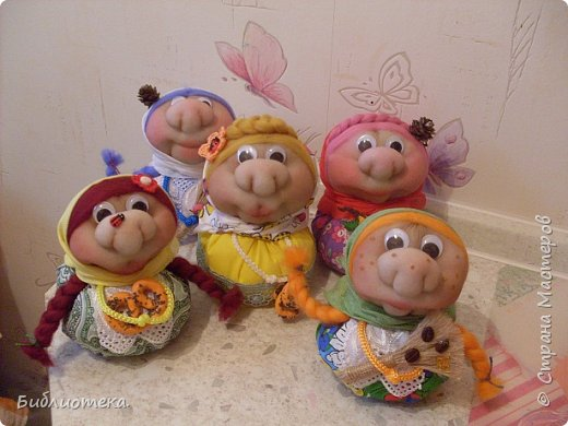 Суть показа в том, что именно таких разбирают как пирожки )))))) А делать то как таких весело и позитивно !  фото 1