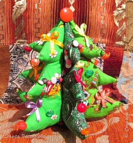 Лоскутные подарки фото 2