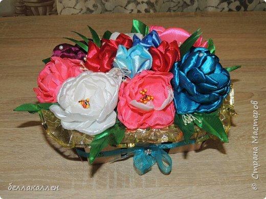 Цветочки к 8 марта фото 2