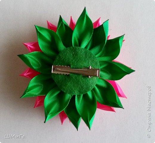 Осваивала цветочки по МК Нели Идрисовой http://stranamasterov.ru/node/1004912?c=new_1724%2C451 Огромная благодарность Мастерице! фото 2