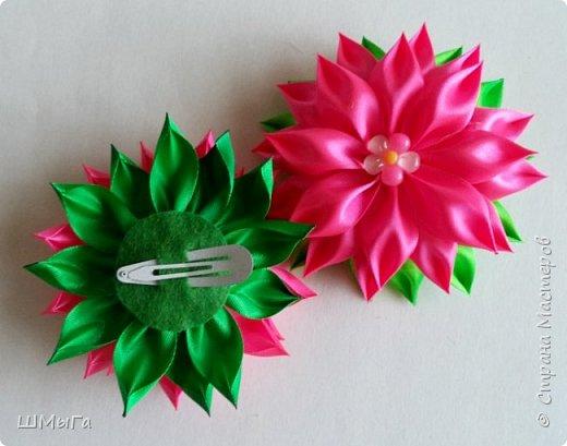 Осваивала цветочки по МК Нели Идрисовой http://stranamasterov.ru/node/1004912?c=new_1724%2C451 Огромная благодарность Мастерице! фото 3