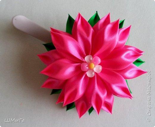 Осваивала цветочки по МК Нели Идрисовой http://stranamasterov.ru/node/1004912?c=new_1724%2C451 Огромная благодарность Мастерице! фото 4