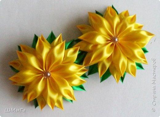 Осваивала цветочки по МК Нели Идрисовой http://stranamasterov.ru/node/1004912?c=new_1724%2C451 Огромная благодарность Мастерице! фото 7
