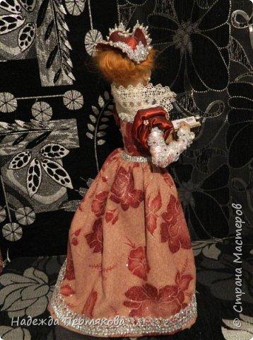 """Кукла из пластика """"Кружева"""" фото 2"""