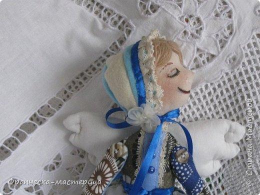 """Добрый день, Страна Мастеров и Мастериц!!! Представляю вам мои новиночки. Эти куклы в заказе и отправятся к новым хозяевам после выходных. Первая из заказанных кукол """" Принцесса Анна"""" ростом в 53 см, сшита из хлопка, набивка - синтепух, волосы из полушерстяной пряжи уложены в статичную причёску.  фото 6"""