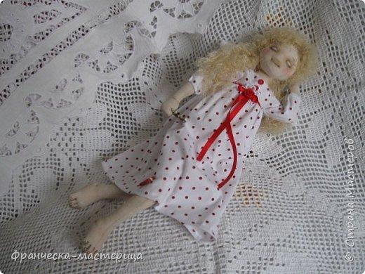 """Добрый день, Страна Мастеров и Мастериц!!! Представляю вам мои новиночки. Эти куклы в заказе и отправятся к новым хозяевам после выходных. Первая из заказанных кукол """" Принцесса Анна"""" ростом в 53 см, сшита из хлопка, набивка - синтепух, волосы из полушерстяной пряжи уложены в статичную причёску.  фото 10"""