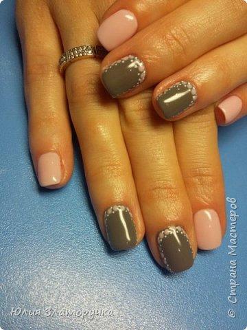 Еще мои ногти (основная работа) много фото фото 12