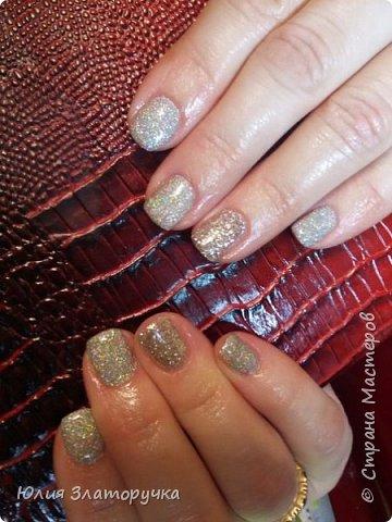 Еще мои ногти (основная работа) много фото фото 24