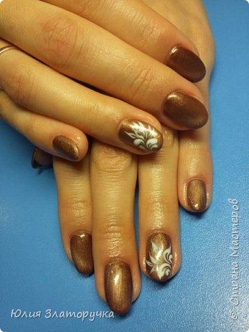 Еще мои ногти (основная работа) много фото фото 28
