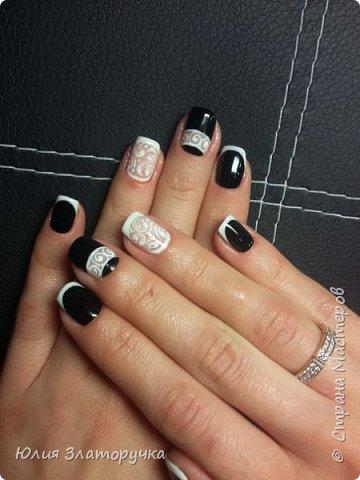 Еще мои ногти (основная работа) много фото фото 1