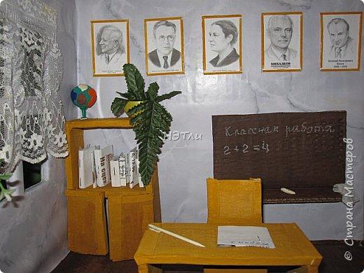 Ученье - свет! ))) Попросили сделать поделку о школе в садик для выпускной группы.  фото 6
