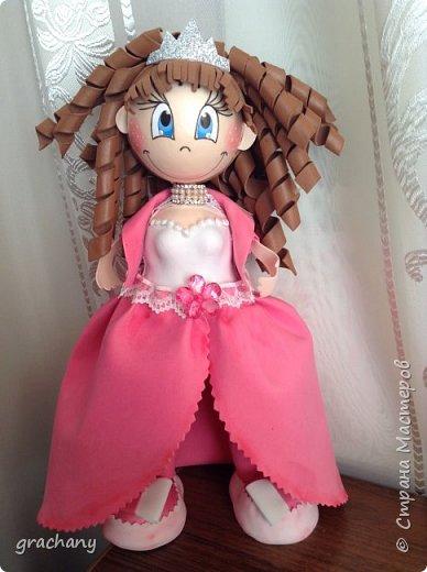 Куколки из фоамирана фото 2