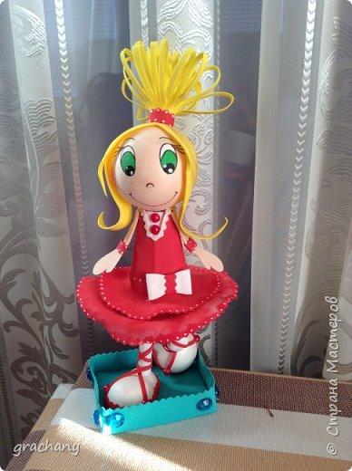 Куколки из фоамирана фото 3