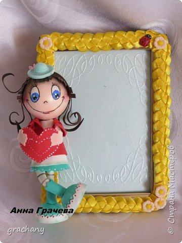 Куколки из фоамирана фото 4
