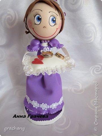 Куколки из фоамирана фото 1