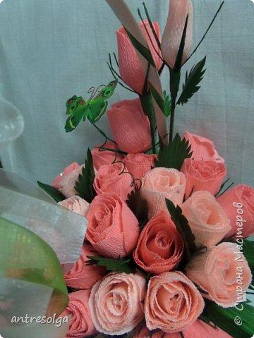 """В корзиночке 31 цветочек """"марсианки"""" фото 2"""