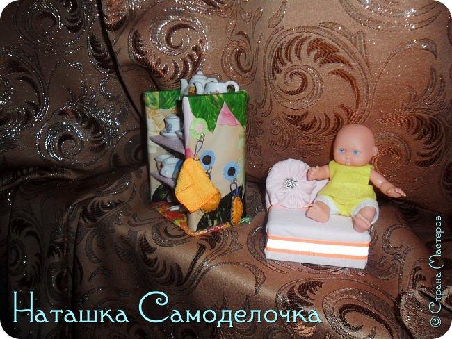 Привет всем жителям страны!!!Попросила дочка мебель смастерить,давайте смотреть ,что из этого вышло))) фото 12