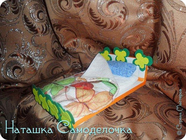 Привет всем жителям страны!!!Попросила дочка мебель смастерить,давайте смотреть ,что из этого вышло))) фото 15