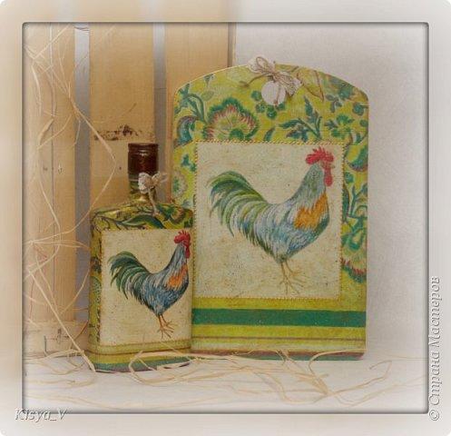 """Здравствуйте, дорогие жители Страны! Вот наваяла к празднику:)! Спасибо Кларе Цеткин и Розе Люксембург за дополнительную возможность дарить подарки! Да, и весна наступает... чем не повод обновить что-то  в жизни.... и на кухне:))).  Итак, набор """"Маки"""". Ну очень захотелось ярких красок и сочности!  фото 7"""