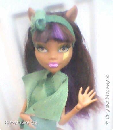 Привет всем)) Мы новые жители Страны Мастеров! Я хочу вас познакомить с моими куклами МХ. Клодин и Спектра. (Но имена у них другие)  (Приношу свои извинения за качество)  И мое имя не Кристина, а Алина.. Но для всех я Али) фото 2