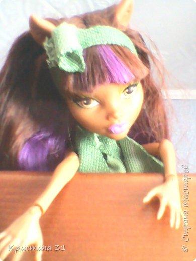 Привет всем)) Мы новые жители Страны Мастеров! Я хочу вас познакомить с моими куклами МХ. Клодин и Спектра. (Но имена у них другие)  (Приношу свои извинения за качество)  И мое имя не Кристина, а Алина.. Но для всех я Али) фото 5