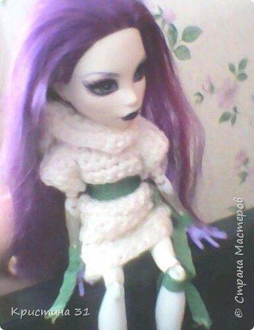 Привет всем)) Мы новые жители Страны Мастеров! Я хочу вас познакомить с моими куклами МХ. Клодин и Спектра. (Но имена у них другие)  (Приношу свои извинения за качество)  И мое имя не Кристина, а Алина.. Но для всех я Али) фото 6