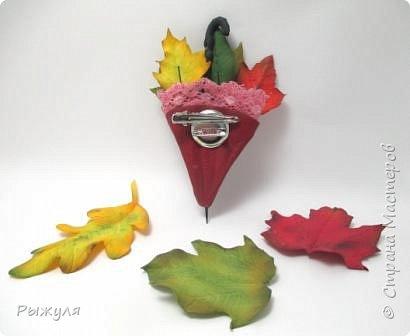 А теперь хочу Вам показать цветы из тонкого Иранского фоамирана Ободок с разноцветными розочками на заказ фото 3