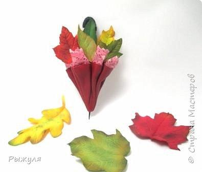 А теперь хочу Вам показать цветы из тонкого Иранского фоамирана Ободок с разноцветными розочками на заказ фото 2