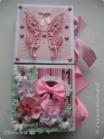 Денежная коробочка. фото 1