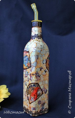Бутылка  для  масла фото 3