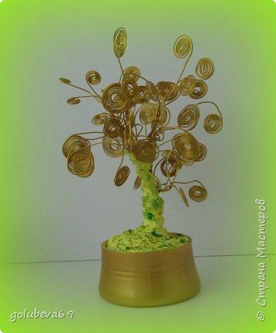 Бисерное деревце. фото 3