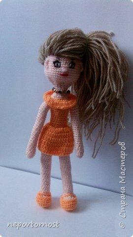 куколка Дель фото 2