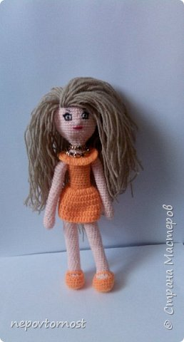 куколка Дель фото 3