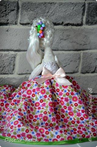 Захотелось вот однажды сделать куколку... фото 11