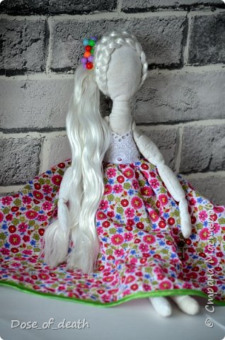 Захотелось вот однажды сделать куколку... фото 9