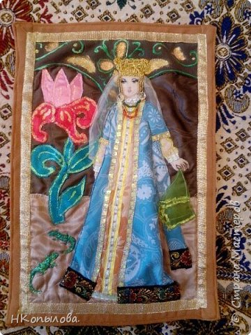 Обожают сказки Пушкина. А царевна Лебедь самая любимая. фото 2