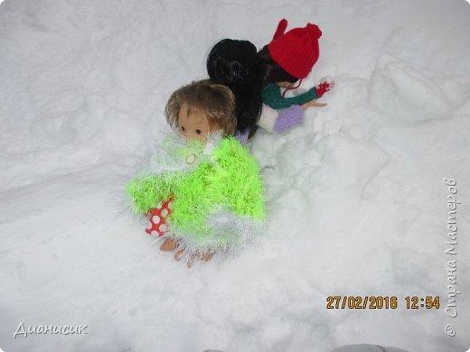 Привет всем! Мы новенькие. Юми, GLaDOS и Саша поехали с нами на дачу. Что они там делали, смотрите ниже. Юми: Я крутая лыжница! фото 8